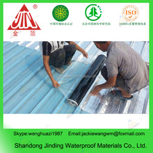 Self adhesive bitumen membrane roof top waterproof materials