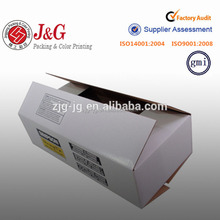 Custom cheap wine corrugated paper carton packing box