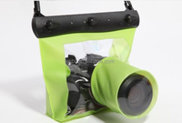 Water proof bag for DSLR (digital single lens reflex) PVC+ ABS material