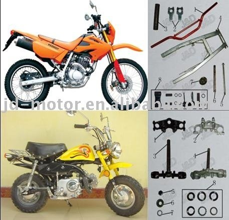 ZS200GY dirt bike parts