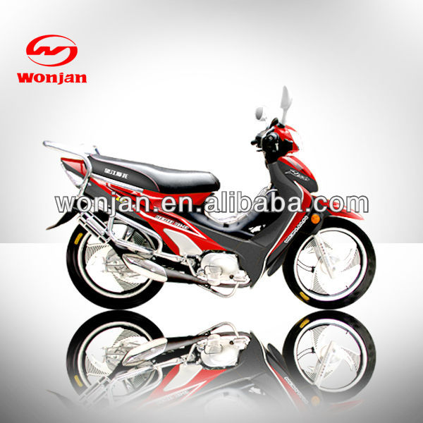 China 110cc two-wheeled cub motorcycle new(WJ110-3)