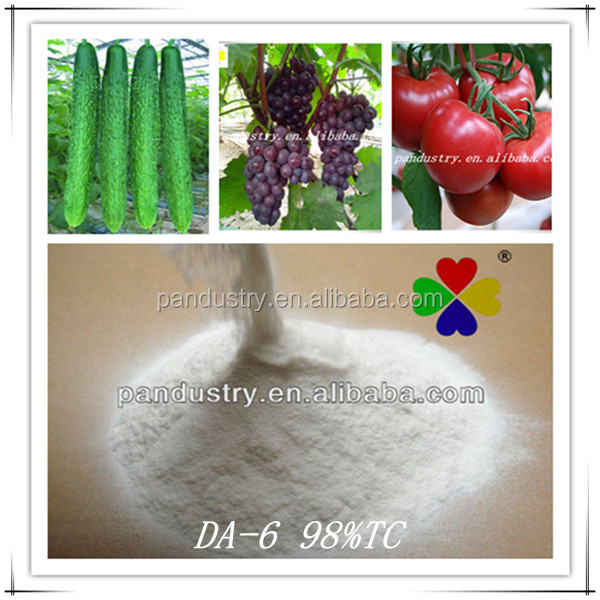 high quality 98%TC da-6 in fertilizer
