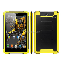 Cheap Kid Tablet Waterproof Shockproof Toughened Glass Dual Core 1G+8G WCDMA 3G Tablet