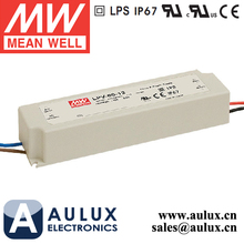Meanwell LPV-60-36 60W 36V LED Driver IP67 Rate LED Light driver UL Approved