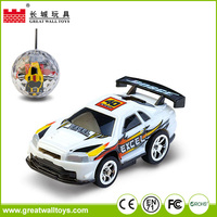 1:67 fashion smart kid rc car toy