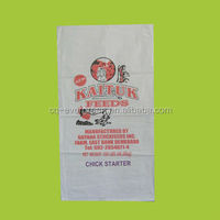 Wholesale China pp woven bag for25kg 50kg for rice