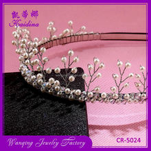 Best prices OEM quality baby girls crown tiara