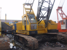 Chinese crawler crane Fushun QUY50A 50T for sale