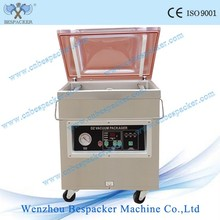 DZ-400 Low Type With 2 Side Sealing Food Cheese Small Vacuum Packing Sealer Machine