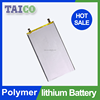 Super Thin Li-ion Polymer Battery 3.7v 3200mah with Fast Shipping