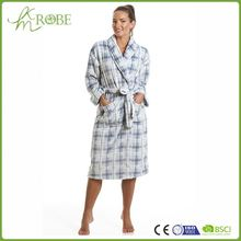 China Fashionable simple design sexy transparent dress sleepwear dress with different size
