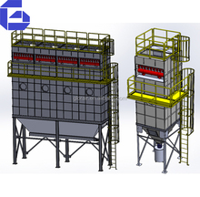 Modular Baghouse Dust Collector for Industries