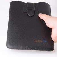 PU Leather Case Cover Handbag For ipad mini 1 2 MINI retina Free shipping (TOP QUALITY)