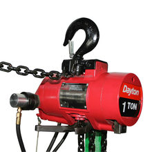 Pneumatic Air Chain Hoist, 1/4T,1/2T,1T CAPACITY, Better Than Electric Hoist
