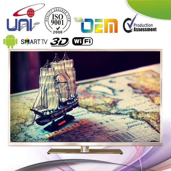 2015 uni/oem 2K/4K beat buy in india with best rated HD 3D smart tft led tv/lcd tv