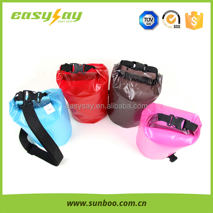 Wholesale pvc waterproof bag case for swimming, hiking, diving