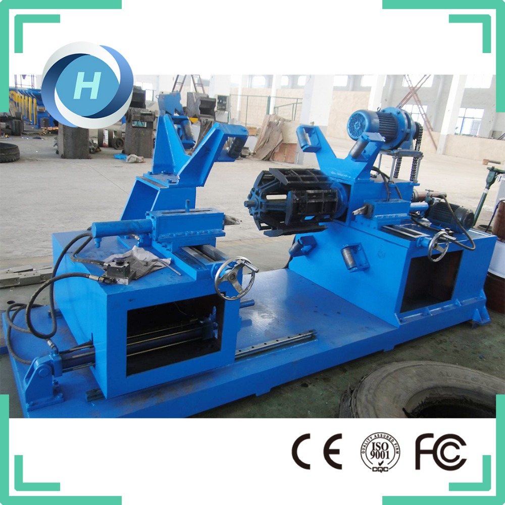 high quality automatic used tire bead ring cutter with CE ISO