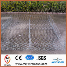 2014 hot sale stone cage/hexagonal mesh for rockfall/indian gabion box alibaba express