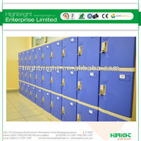2013 HOT ABS plastic shoe lockers