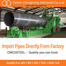 Fast Delivery Economical Schedule 40 Black Iron Pipe For Pressure
