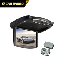 RF1338D 13.3inch roof mounted car dvd player with USB,SD,HDMI