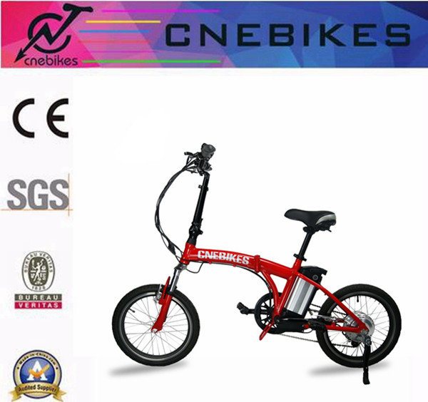 CNEBIKES folding electric bike 20inch foldable mini ebike