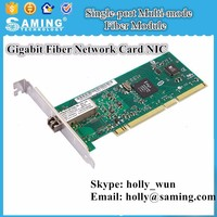 Intel 82545 8490MT rj45 pci network adapter for sever application with low bracket