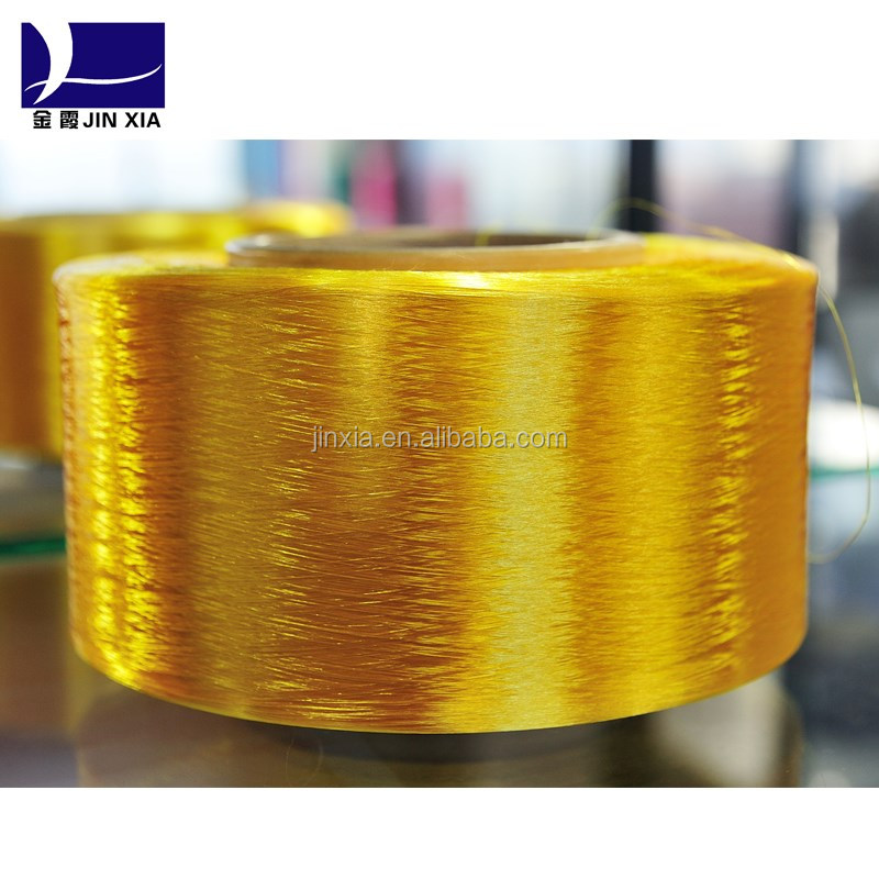 Jinxia Band made in China polyester filament yarn,new condition cord weaving machine, making fabric, with FDY 150d48f