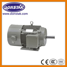 Alumium frame copper wire three phase induction ajustable speed AC motor for mining machine