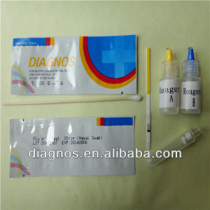Flu B Test strip