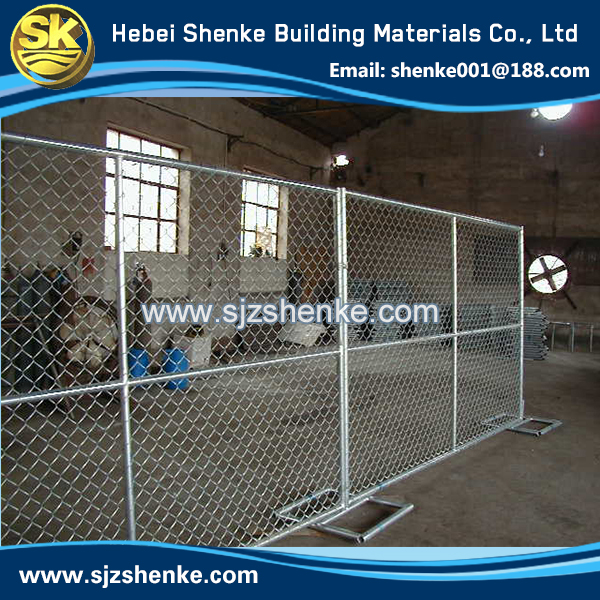 Wholesale Best China Chain Link Temporary Fence industrial chain link fence gates