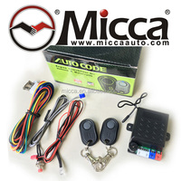Car immobilizer system for proximity anti-hijack and engine block (SA510)