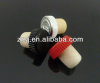New Design Synthetic cork vodka stoppers