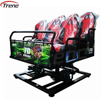 China manufacturer for 5D 7D cinema interactive 5d movie playing software for funny movies
