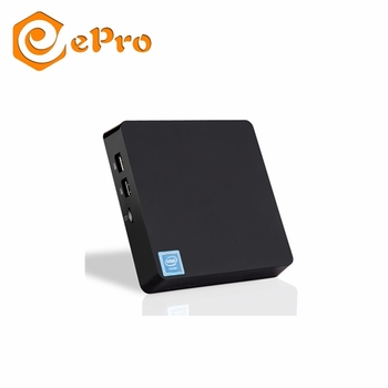 EPro 2019 Più Economico Mini pc T11 Intel Z8350 Quad-Core T11 win 10 tv box