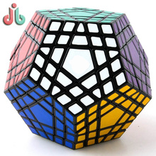 Customized Plastic Puzzle Game Toy Folding Injection Molding Magic Cube