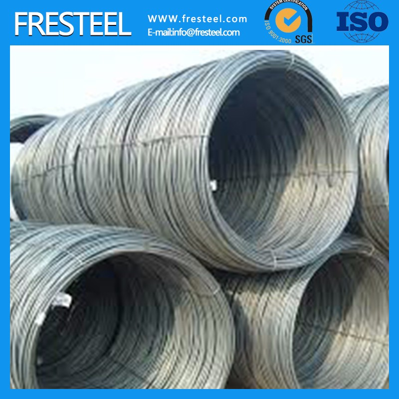High quality hot rolled mild steel wire rod coil