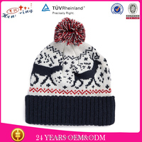 New Unisex Hiphop Cap Beanie Warm Ski Knit Skull Winter Women Men Cool Hat