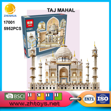 New Lepin 17001 Creator The taj mahal Model Building Blocks Plastic Construction DIY Toy