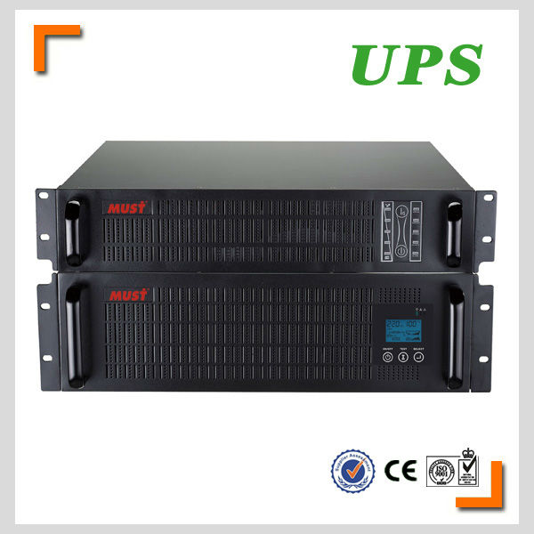 Easy operation Rackmount ups online 2kva ups