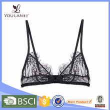 Factory Price Popular Open Hot Sexy Girl Photo Ladies Sexy Bra And Panty New Design