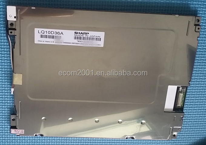 Grade A SHARP 10.4 inch LQ10D36A 640*480 TFT LCD monitor industrial display