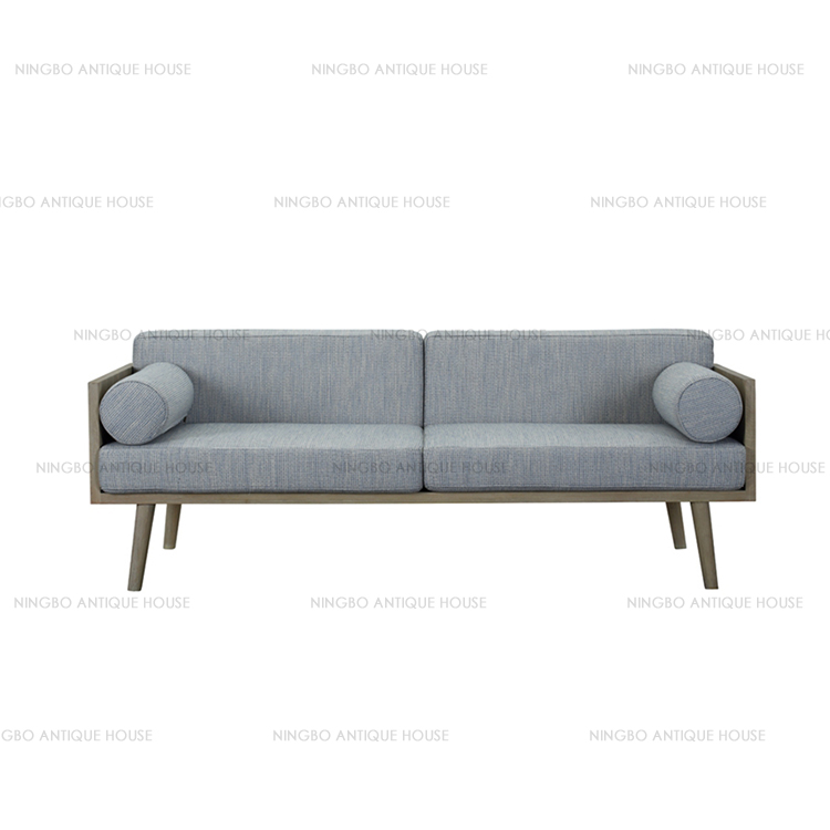 Classic Design Simple Style Oem Service sofa set pictures wood sofa furniture