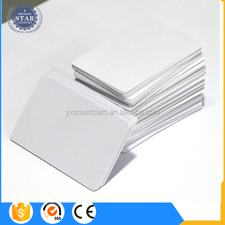 Plastic ID Card RFID Blocker / RFID Chip Blocking Card for Secure Protection