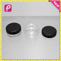 New empty compact case powder container