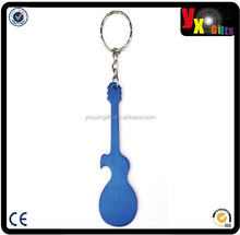 Blue Guitar Keyring / Bottle Opener/best gifts for diabetics