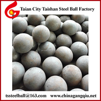 Low Price Forged Grinding Media Iron Balls For Mining Mill/Ball Mill/Cement Mill