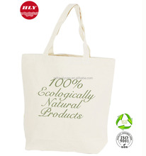Wholesale 12OZ Natural White Canvas Tote Shopper Casual Bag
