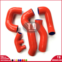 Bent Silicone Hose Kits for Porsche 911 Carrera Uprated Intercooler Kit Porsche 996 TT/X50/GT2/TURBO S