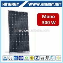 Portable 300 watt solar panel module pv solar cell panel panel solar 300w poly portable air conditioners